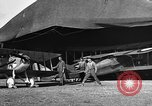 Image of Spad XIII biplane Colombey-les-Belles France, 1918, second 11 stock footage video 65675070255