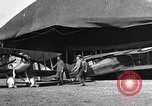Image of Spad XIII biplane Colombey-les-Belles France, 1918, second 12 stock footage video 65675070255