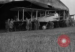 Image of DH-4 biplane bomber Colombey-les-Belles France, 1918, second 1 stock footage video 65675070256