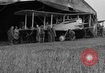 Image of DH-4 biplane bomber Colombey-les-Belles France, 1918, second 2 stock footage video 65675070256