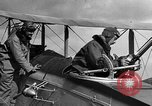 Image of DH-4 bomber Colombey-les-Belles, France, 1918, second 7 stock footage video 65675070259
