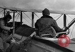 Image of DH-4 bomber Colombey-les-Belles, France, 1918, second 12 stock footage video 65675070259