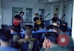 Image of Vietnamese rock band Vietnam, 1968, second 9 stock footage video 65675070269