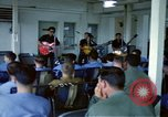Image of Vietnamese rock band Vietnam, 1968, second 10 stock footage video 65675070269