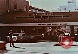 Image of drive in banking Florida United States USA, 1958, second 11 stock footage video 65675070278