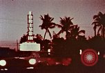 Image of drive-in theater Florida United States USA, 1958, second 3 stock footage video 65675070280