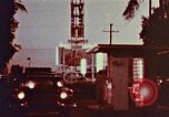 Image of drive-in theater Florida United States USA, 1958, second 4 stock footage video 65675070280