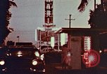 Image of drive-in theater Florida United States USA, 1958, second 5 stock footage video 65675070280
