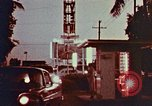 Image of drive-in theater Florida United States USA, 1958, second 6 stock footage video 65675070280