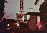 Image of drive-in theater Florida United States USA, 1958, second 7 stock footage video 65675070280