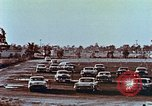 Image of Drive-in church Florida United States USA, 1958, second 2 stock footage video 65675070282