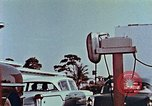 Image of Drive-in church Florida United States USA, 1958, second 6 stock footage video 65675070282