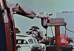 Image of Drive-in church Florida United States USA, 1958, second 8 stock footage video 65675070282