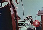 Image of Drive-in church Florida United States USA, 1958, second 9 stock footage video 65675070282