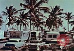 Image of trailer camp Florida United States USA, 1958, second 2 stock footage video 65675070283