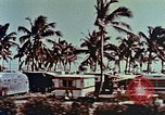 Image of trailer camp Florida United States USA, 1958, second 4 stock footage video 65675070283