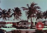 Image of trailer camp Florida United States USA, 1958, second 6 stock footage video 65675070283