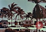 Image of trailer camp Florida United States USA, 1958, second 7 stock footage video 65675070283