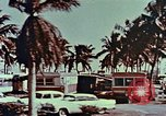 Image of trailer camp Florida United States USA, 1958, second 8 stock footage video 65675070283