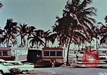 Image of trailer camp Florida United States USA, 1958, second 9 stock footage video 65675070283