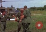 Image of evacuation of casualties Vietnam, 1965, second 11 stock footage video 65675070293