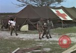 Image of evacuation of casualties Vietnam, 1965, second 2 stock footage video 65675070294