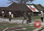 Image of evacuation of casualties Vietnam, 1965, second 3 stock footage video 65675070294