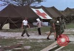 Image of evacuation of casualties Vietnam, 1965, second 5 stock footage video 65675070294