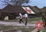 Image of evacuation of casualties Vietnam, 1965, second 6 stock footage video 65675070294