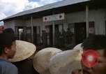 Image of Vietnamese villagers Vietnam, 1965, second 9 stock footage video 65675070297