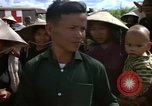 Image of Vietnamese villagers Vietnam, 1965, second 10 stock footage video 65675070298