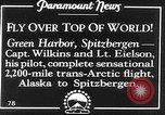 Image of George Hubert Wilkins Spitsbergen Svalbard Norway, 1928, second 1 stock footage video 65675070313