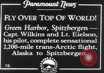 Image of George Hubert Wilkins Spitsbergen Svalbard Norway, 1928, second 2 stock footage video 65675070313