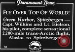 Image of George Hubert Wilkins Spitsbergen Svalbard Norway, 1928, second 7 stock footage video 65675070313