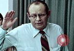 Image of Census workers oath of confidentiality United States USA, 1970, second 10 stock footage video 65675070325