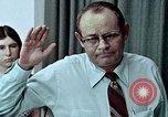 Image of Census workers oath of confidentiality United States USA, 1970, second 12 stock footage video 65675070325