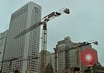 Image of Major commercial building construction United States USA, 1970, second 3 stock footage video 65675070330