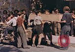 Image of wounded soldiers France, 1945, second 12 stock footage video 65675070337