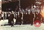 Image of French Colonial Forces on parade Marseille France, 1944, second 2 stock footage video 65675070344
