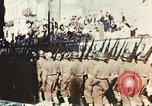 Image of French Colonial Forces on parade Marseille France, 1944, second 4 stock footage video 65675070344