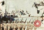Image of French Colonial Forces on parade Marseille France, 1944, second 6 stock footage video 65675070344