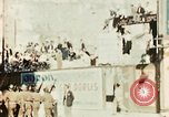 Image of French Colonial Forces on parade Marseille France, 1944, second 8 stock footage video 65675070344