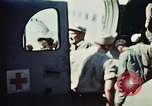 Image of Air evacuation of wounded North Africa, 1944, second 8 stock footage video 65675070346