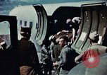 Image of Air evacuation of wounded North Africa, 1944, second 10 stock footage video 65675070346