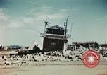 Image of wreckage on airfield France, 1944, second 5 stock footage video 65675070347