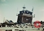 Image of wreckage on airfield France, 1944, second 12 stock footage video 65675070347