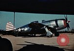 Image of P-47s of the USAAF 86th Fighter Group Corsica France, 1944, second 12 stock footage video 65675070348