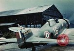 Image of wrecked aircraft France, 1944, second 2 stock footage video 65675070350
