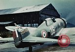 Image of wrecked aircraft France, 1944, second 3 stock footage video 65675070350