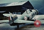 Image of wrecked aircraft France, 1944, second 6 stock footage video 65675070350